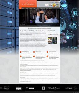 Virtualtechnology.com - Responsive website design